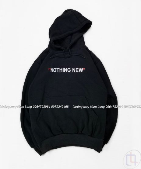 ao hoodie nothing new